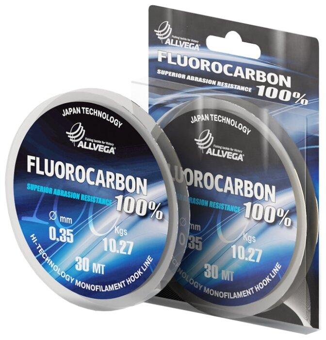 Флюорокарбоновая леска ALLVEGA FX FLUOROCARBON 100%