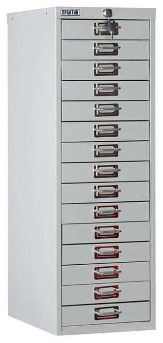 Шкаф архивный ПРАКТИК MDC-A4/910/15