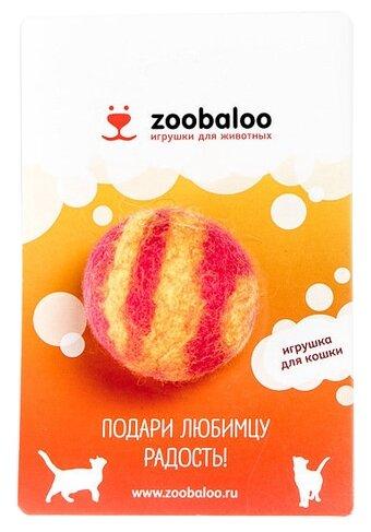 Мячик Zoobaloo Фьюжн 6см