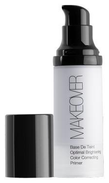 MAKEOVER корректирующая база под макияж HD Skin Equalizer 30 мл Mauve Base Eclat Radiant