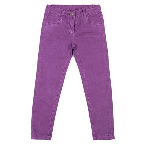 Купить Брюки playToday 382160 размер 134-140, розовый