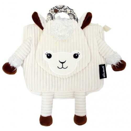 deglingos deglingos лисичка kitschos original Deglingos рюкзак Muchachos The Lama (35027), белый