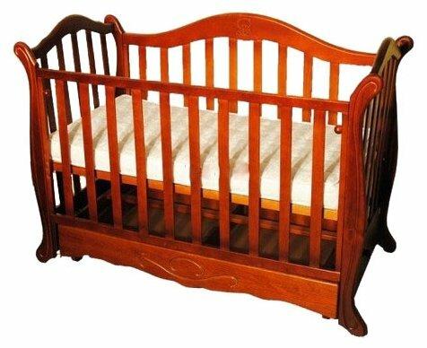 Кроватка DorJan Pawelek