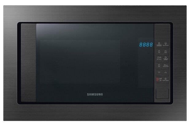 Микроволновая печь встраиваемая Samsung FG87SUG — купить по выгодной цене на Яндекс.Маркете