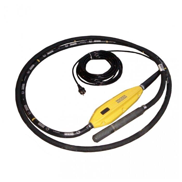 Электрический глубиный вибратор высокочастотный Wacker Neuson IEC 45/230/5/15