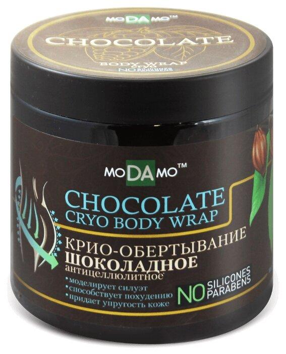 Обертывание MoDaMo крио антицеллюлитное Шоколадное