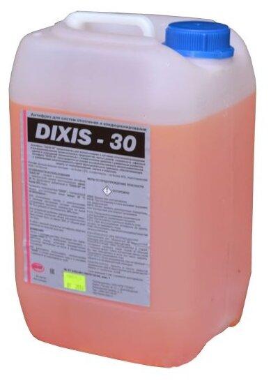 Теплоноситель этиленгликоль DIXIS -30