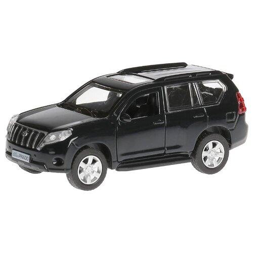 Купить Внедорожник ТЕХНОПАРК Toyota Prado 12 см черный, Машинки и техника