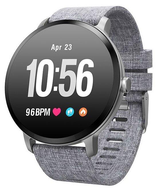 Купить Умные часы ColMi V11 серый по низкой цене с доставкой из Яндекс.Маркета (бывший Беру)