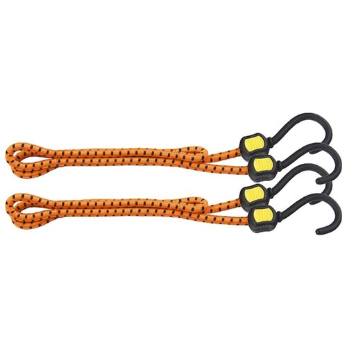 Стяжной шнур с крюками Stels 54363 (комплект 2 шт.) 1 м