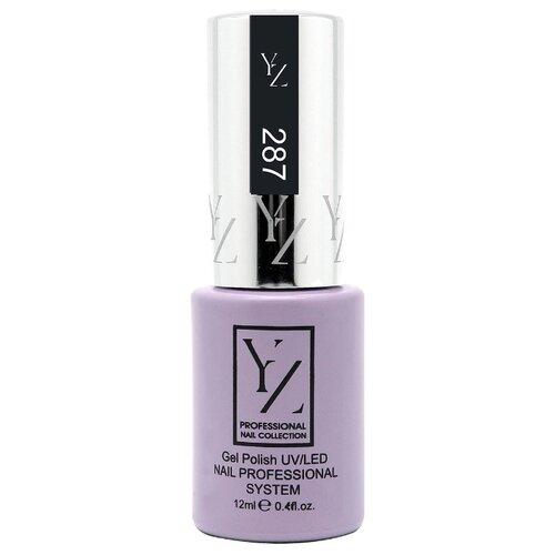 Купить Гель-лак для ногтей Yllozure Nail Professional System, 12 мл, 287 серый сумеречный
