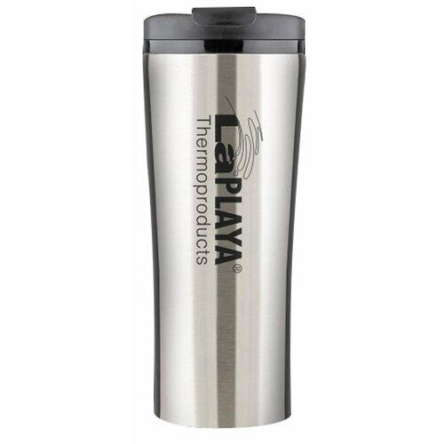 Термокружка LaPlaya Vacuum Travel Mug (0,4 л) silver термокружка stanley go ceramivac 0 7l vacuum mug shale светло серый