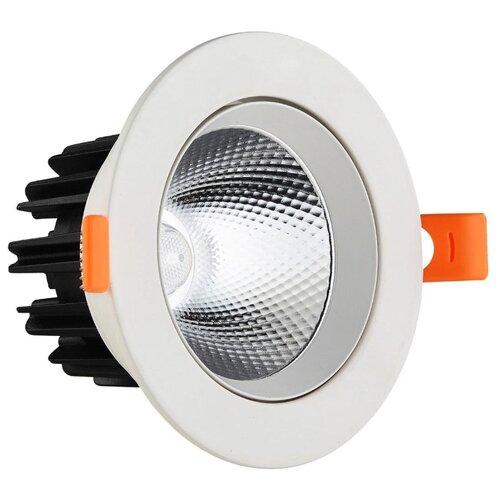 встраиваемый светильник точка света azl azl02 Светильник встраиваемый Точка 2127