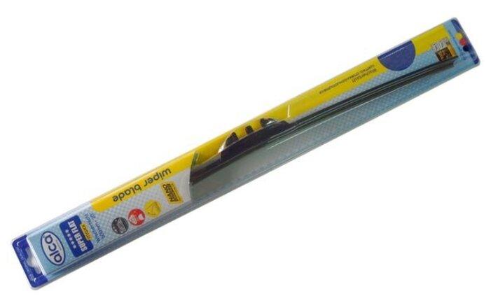 """Щетка стеклоочистителя бескаркасная ALCA Super Flat maxx 20"""" 500 мм"""