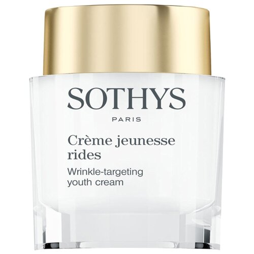 Крем Sothys Wrinkle-Targeting Youth Cream для лица, 50 мл недорого