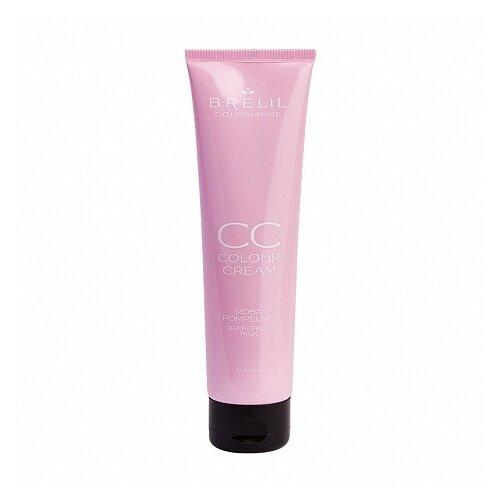 Крем Brelil Professional CC Color Cream Grapefruit Pink, оттенок розовый, 150 мл
