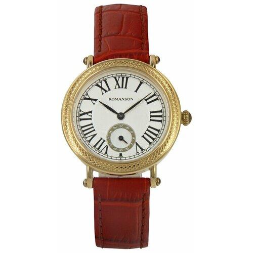 Наручные часы ROMANSON RL1253BLG(WH)TAN