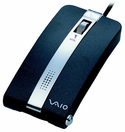 Мышь Sony VN-CX1 Black USB