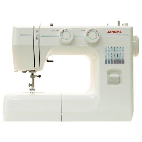 Швейная машина Janome TM-2004, белый