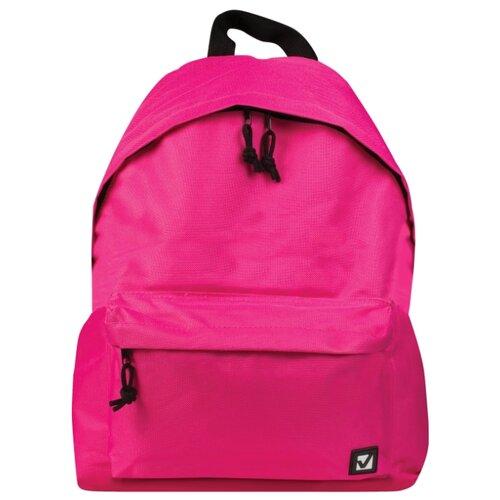 BRAUBERG Рюкзак (225375), розовый рюкзак brauberg 227073