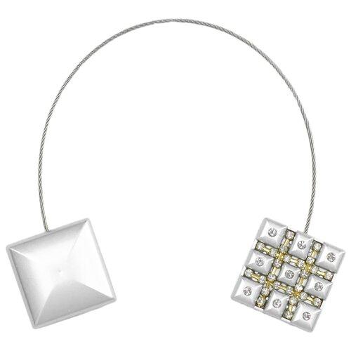 Магнитные клипсы Ajur Z-2 серебристый магнитные клипсы ajur b49 золотистый