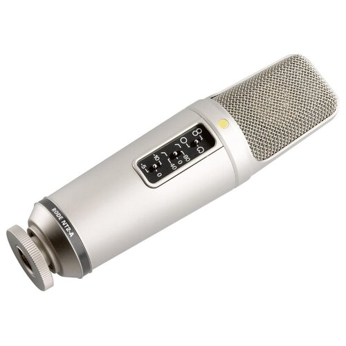 Микрофон RODE NT2-A, серебристый