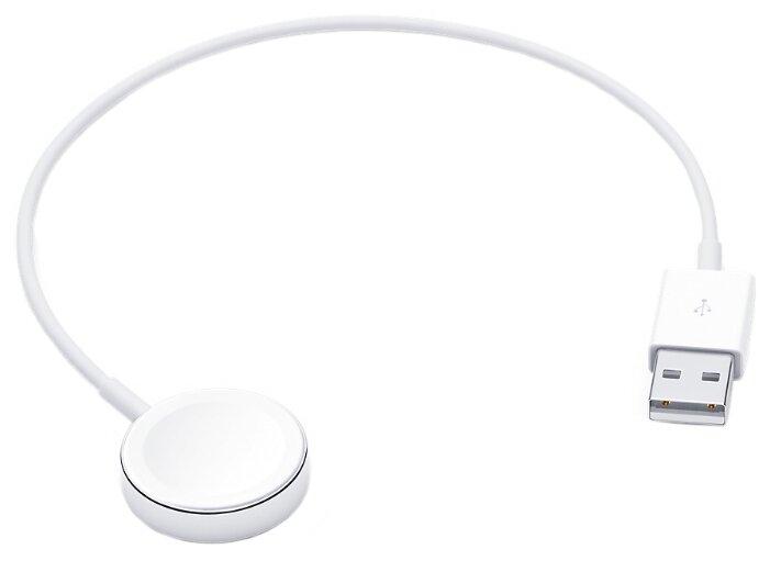 Беспроводная зарядка Apple MX2G2ZM/A USB для Apple Watch