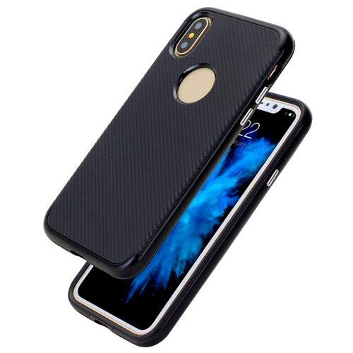 Чехол EVA IP8A022-X для Apple iPhone X/Xs черный  - купить со скидкой