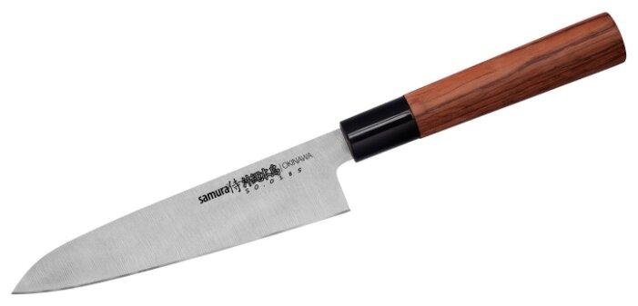 Samura Нож поварской гюто Okinawa 17 см