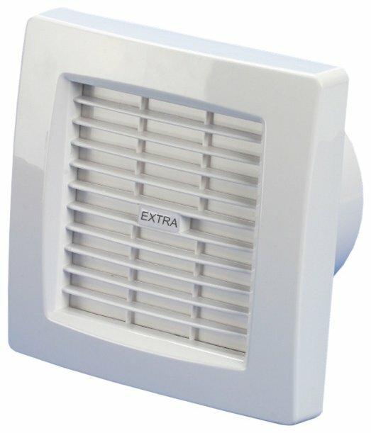 Вытяжной вентилятор Europlast X120Z 20 Вт