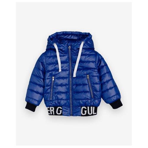 Купить Куртка Gulliver 12004BMC4101 размер 104, синий, Куртки и пуховики