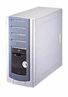 Компьютерный корпус Powerman PM-6500 300W Metal blue
