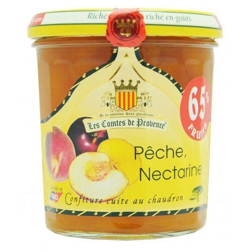 Фото - Джем Les Comtes de Provence из персика и нектарина, банка 340 г provence beige 167