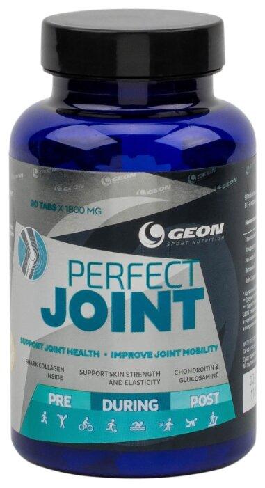G.E.O.N. Препарат для укрепления связок и суставов GEON Perfect Joint (90 шт.)
