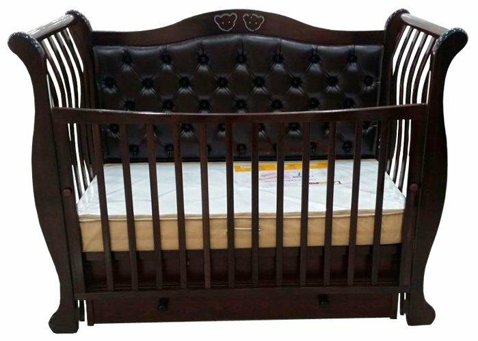 Кроватка Esperanza Teddy LUX
