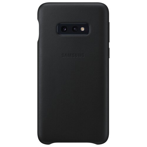 Чехол Samsung EF-VG970 для Samsung Galaxy S10e черный