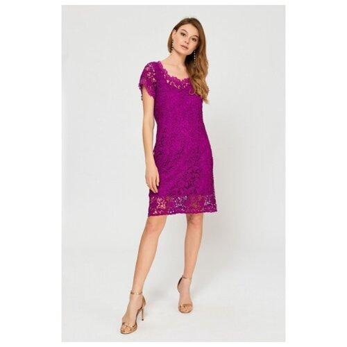 Фото - Платье Laete размер XL(50) фуксия платье oodji collection цвет карамель 24001104 5b 47420 4b00n размер xl 50