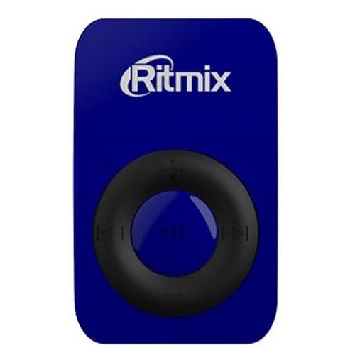 Плеер Ritmix RF-1010 синий/черный