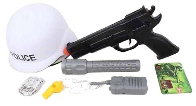 Игровой набор Наша игрушка Полиция 88565