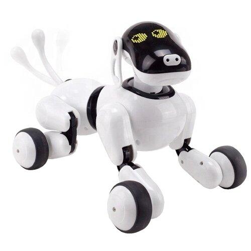 Купить Интерактивная игрушка робот Rtoy Дружок белый, Роботы и трансформеры