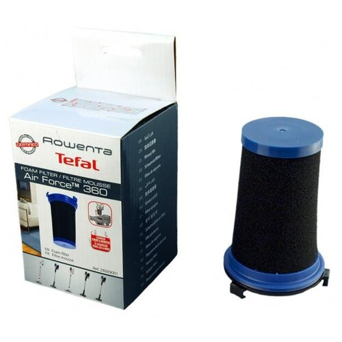 Tefal Фильтр ZR009001 1 шт.