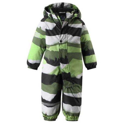 Купить Комбинезон Lassie 710730 размер 80, зеленый, Теплые комбинезоны
