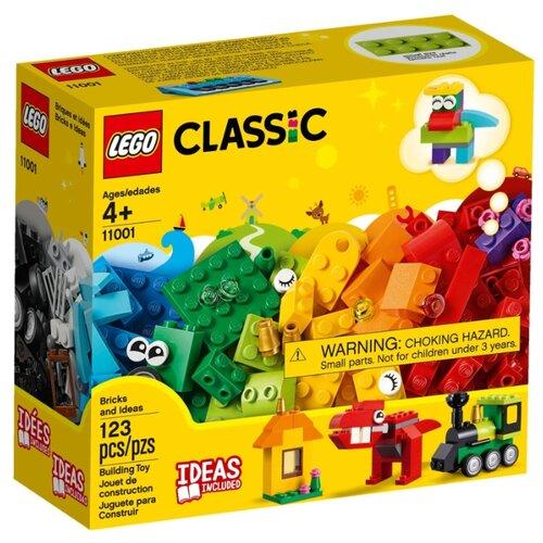 Конструктор LEGO Classic 11001 Кубики и идеиКонструкторы<br>