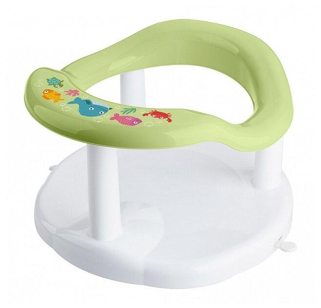 Сиденье для купания Пластишка с декором