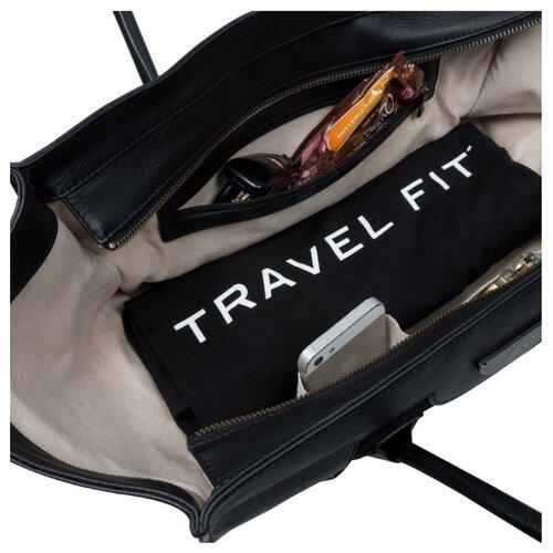 Six Pack Fitness Женская сумка Victoria Elite Tote черный 26 л
