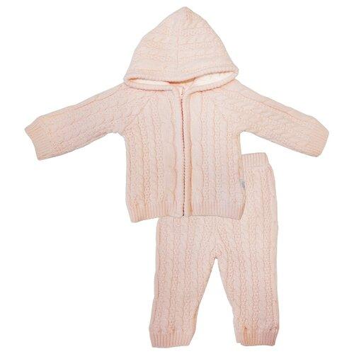 Фото - Комплект одежды Папитто размер 62, розовый megir 2304