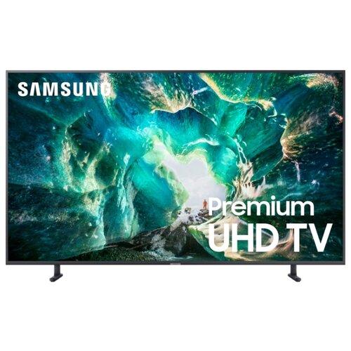 Телевизор Samsung UE55RU8000U серый титан  - купить со скидкой