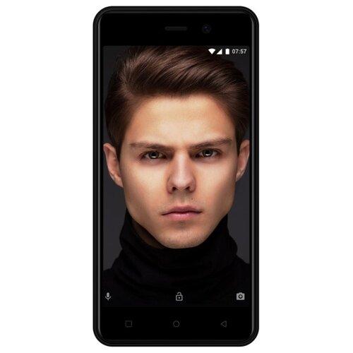Смартфон INOI 2 Lite (2019) 8GB черный qumo lite 2 8gb white