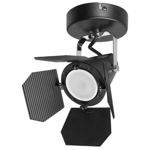 Спот Arte Lamp Cinema A3092AP-1BK спот arte lamp cinema a3092ap 2wh