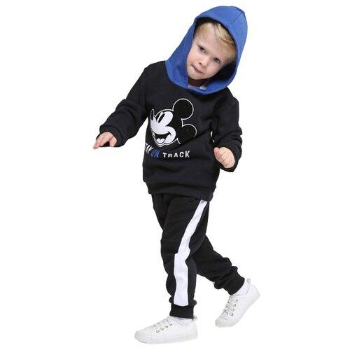 Купить Брюки Fox Ф616501 размер 92, черный, Брюки и шорты